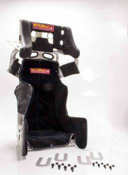 ButlerBuilt Motorsports Equipment - ButlerBuilt® Sprint Advantage Slide Job Seat & Cover - 16.5""