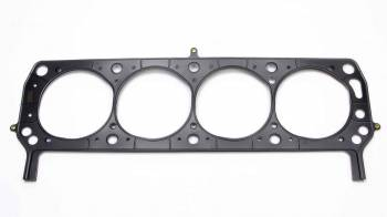 "Cometic - Cometic 4.100"" MLS Head Gasket (Each) - SB Ford 302-351W SVO - w/ Valve Pockets - Yates (Rightt) - .040"" Thickness"