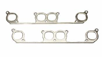 Cometic - Cometic Gaskets Exhaust Gasket - Brodix GB2000 (Set of 2)