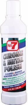 No. 7 - Cyclo No.7 Chrome Polish - 8 fluid oz.