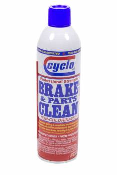 Cyclo Industries - Cyclo Brake & Parts Clean® - Pro Strength - Non Chlorinated - 15 oz.