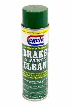 Cyclo Industries - Cyclo Brake & Parts Clean® - Pro Strength - 18 oz.Spray