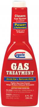 Cyclo Industries - Cyclo Gas Treatment - 8 Fl oz.
