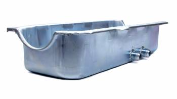 Champ Pans - Champ Pans SB Chevy Dry Sump Oil Pan
