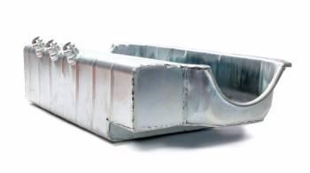 Champ Pans - ChampPans Pro Series Dry Sump Oil Pan - Asphalt - SB Chevy