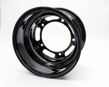 "Bart Wheels - Bart Wide 5 Lightweight Modified Wheel - Black - 15"" x 10"" - 3"" Back Spacing - 17 lbs."