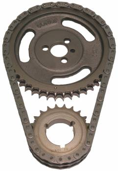 "Cloyes - Cloyes Original True® Roller Timing Chain Set - SB Chevy (.005"" Shorter)"