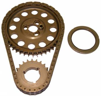 "Cloyes - Cloyes Hex-A-Just® True Roller Timing Chain Set - SB Chevy (.010"" Shorter)"