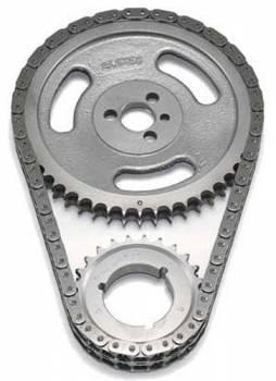 Cloyes - Cloyes Original True® Roller Timing Chain Set - SB Ford 62-84 221-351W (- .010)