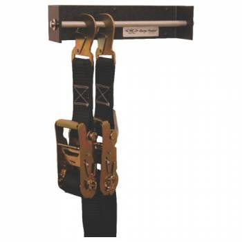 Clear 1 Racing - Clear One Tie Down Hanger - Holds Up to 6 Ratchet Straps