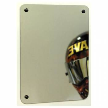 Clear 1 Racing - Clear One Shatterproof Mirror - Wall Mount