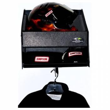 Clear 1 Racing - Clear One Deluxe Helmet Bay w/ Shelf