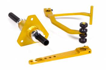 Coleman Racing Products - Coleman Adjustable Gas Pedal w/ Roller Bearings - Straight