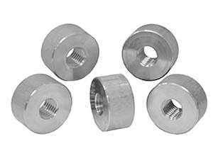 "Coleman Racing Products - Coleman Threaded Wide 5 Wheel Spacers - 1/8"" Thickness - (5 Pack)"
