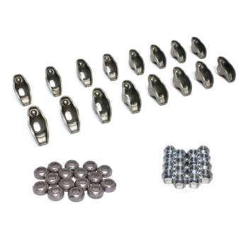 "Comp Cams - Comp Cams High Energy Rocker Arms™ - Chevy (V6 - 200-262 & V8 - 265-400) 3/8"" Stud - 1.5 Ratio - Set of 16"