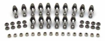 Comp Cams - Comp Cams Magnum Steel Roller Rocker Arms (16) - Chevrolet V8 265-400 Rocker Stud: 3/8 Ratio: 1.52
