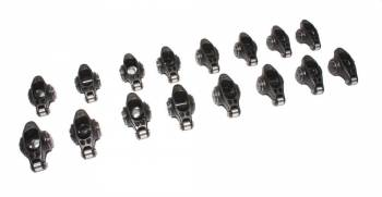 "Comp Cams - Comp Cams Hi-Tech™ Stainless Steel Rockers - SB Chevy 7/16"" Stud - 1.6 Ratio"