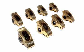 "Comp Cams - Comp Cams Aluminum Roller Rocker Arms - SB Chevy V8 262-400 - 7/16"" Stud - 1.5 Ratio - (Set of 8)"