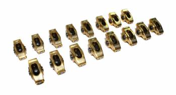 "Comp Cams - Comp Cams Ultra-Gold™ Rocker Arms - SB Ford V8 289-302-351W - 3/8"" Stud - 1.6 Ratio (Set of 16)"