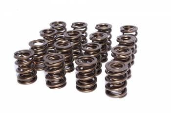 Comp Cams - Comp Cams Hi-Tech Endurance 1.550 Dual Valve Springs (16) - For Roller Cam Applications - O.D.: 1.550 - I.D.: 0.812