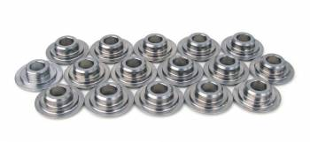 """Comp Cams - Comp Cams 10° Titanium Double Interference Super Lock Valve Spring Retainers - 10° Lock Angle - For All Valve Stem Sizes - 1.500""""-1.550"""" Valve Spring Diameter"""