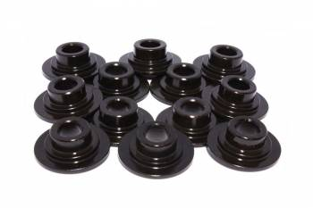 "Comp Cams - Comp Cams 7° Steel Super Lock Valve Spring Retainers - 1.500"" Outside Diameter - .690"" Inside D"