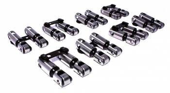 "Comp Cams - Comp Cams Endure-X™ Solid Roller Lifter - SB Chevy V8 265-400 - Solid-Oil Band - 87-Up - .300"" Taller"