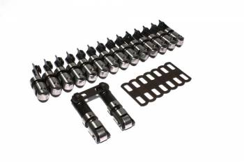 "Comp Cams - Comp Cams Endure-X™ Solid Roller Lifters (16) Chevrolet V8 265-400: .300"" Taller Body"