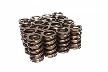 Comp Cams - Comp Cams Hi-Tech Endurance 1.255 Single Valve Springs w/ Damper (16) - O.D.: 1.255 - I.D.: 0.821
