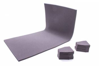 "Crash Pad - 802 Solutions 1/2"" 802 SAM Shock Absorbing Material"