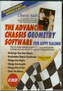 Chassis R & D - Chassis R&D - Roll Center Geometry Program