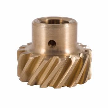 """Crane Cams - Crane Cams Bronze Distributor Gear - Aluminum, Bronze - .467"""" Diameter Shaft - Ford - 221-302, 351W"""