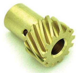 "Crane Cams - Crane Cams Bronze Distributor Gear - Aluminum, Bronze, .531"" Diameter Shaft, Ford 221-302/ 351W"
