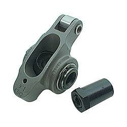 "Crower - Crower Stainless Steel Roller Rocker Arm Set - SB Chevy - 1.6 Ratio, 7/16"" Rocker Arm Stud"