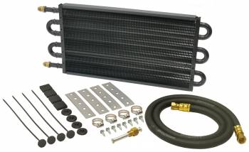 Derale Performance - Derale Heavy Duty Transmission Cooler - 18,500 GVW