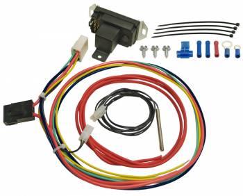Derale Performance - Derale Adjustable Fan Controller w/ Radiator Fin Probe