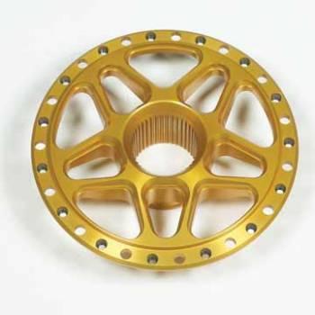 DMI - DMI Goldstar Aluminum Rear Splined Wheel Center - Fits Sanders & Weld