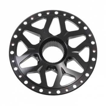 DMI - DMI Black Widow Aluminum Rear Splined Wheel Center - Fits Sanders & Weld