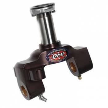 DMI - DMI Forged Aluminum - Front Spindles Titanium Snout