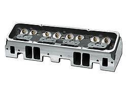 "Dart Machinery - Dart SB Chevy Pro 1 Platinum Cylinder Head - Assembled: Intake Runner: 230cc, Comb. Chamber: 64cc, Straight Plug, Intake Valve 2.08"", Exhaust Valve: 1.60"""