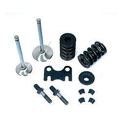 "Dart Machinery - Dart Cylinder Head Parts Kit - SB Chevy - 2.05"" Intake, 1.60"" Exhaust - 1.437"" Double Valve Springs"