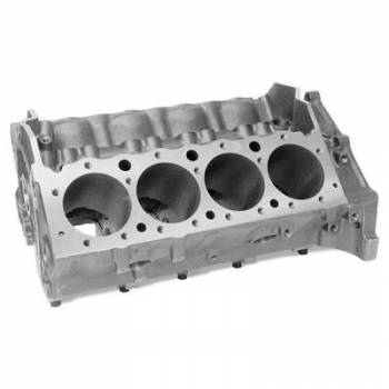 "Dart Machinery - Dart SB Chevy Iron Eagle Block - 4.125"" Bore, 400 Mains, Standard Deck (9.025"")"
