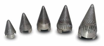 "Dynatech - Dynatech Vortex Cone Insert Muffler - Slips Into 3"" Collectors"