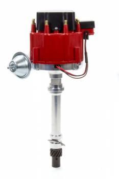 Performance Distributors D.U.I. - D.U.I. GM Street/Strip DUI Distributor - Red Cap