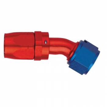 Aeroquip - Aeroquip Reusable Aluminum -08 AN 30° Swivel Hose End