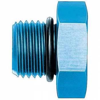 Aeroquip - Aeroquip Aluminum -12 AN O-Ring Boss Plug
