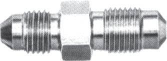 Aeroquip - Aeroquip Steel -03 Male AN to 10mm x 1 Brake Thread Male AN Brake Adapter - (2 Pack)