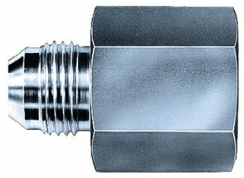 "Aeroquip - Aeroquip Steel Female 3/8"" NPT to Male -08 Adapter"