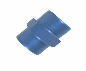 """Aeroquip - Aeroquip Aluminum 1/4"""" NPT Male Pipe Nipple"""