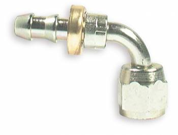 Aeroquip - Aeroquip Steel -04 AN 90° Elbow Swivel Hose End